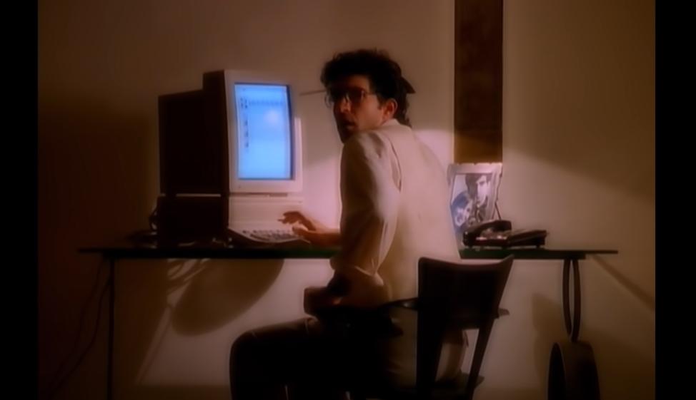 Computers in Media: Cradle of Love